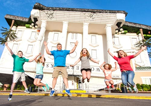 WonderWorks in Pigeon Forge, Tennessee