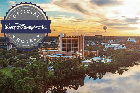 Welcome to the Wyndham Lake Buena Vista Disney Springs Resort Area