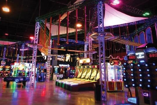 - Xtreme Action Park  in Fort Lauderdale, Florida