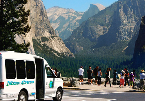 Take in the magnificent view of Yosemite for the day. Yosemite National Park Day Tour in San Franscisco, California