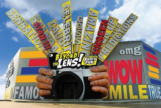 Beyond The Lens! Branson's newest attraction on the Strip!