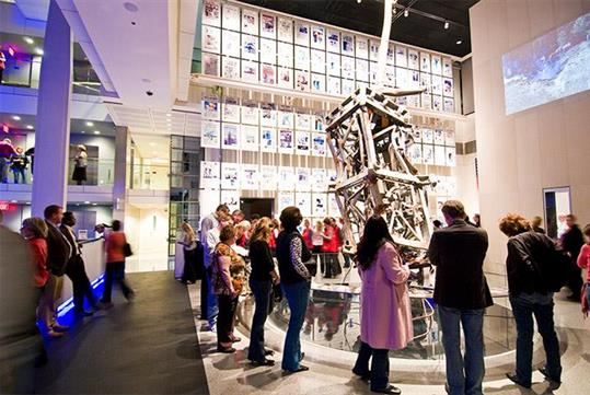 Gallery Sponsored by Comcast - Newseum in Washington, D.C.