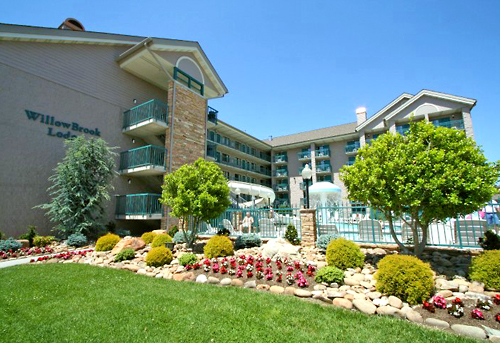Direct Tv Cable And Internet >> Willow Brook Lodge - Pigeon Forge, TN