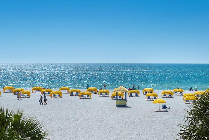 Fl Alden Suites A Beachfront Resort In St Pete Beach