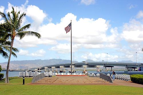 Arizona Memorial & Aloha Stadium Flea Market Tour - Honolulu