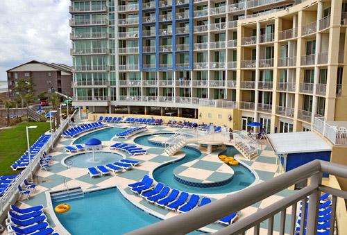 Avista Resort Exterior Outdoor Pools