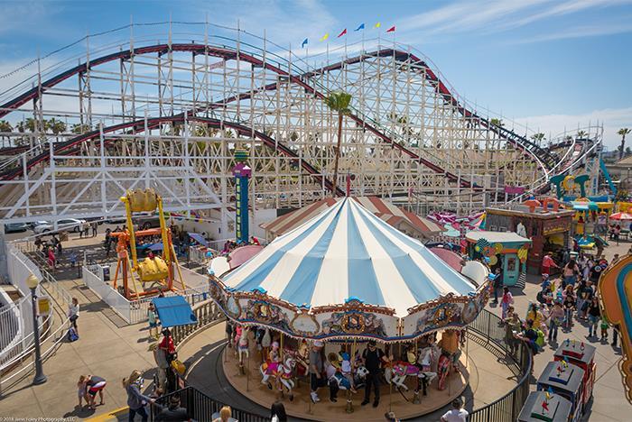 Belmont Park Amusement Park Tickets San Diego Ca