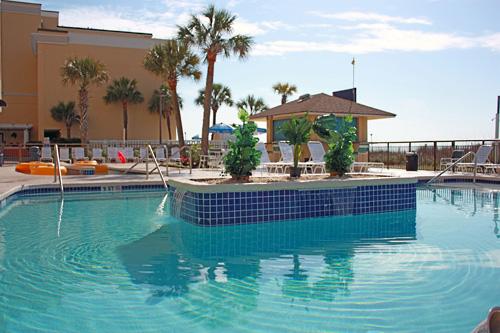 Best Western Ocean Sands Beach Resort North Myrtle Beach