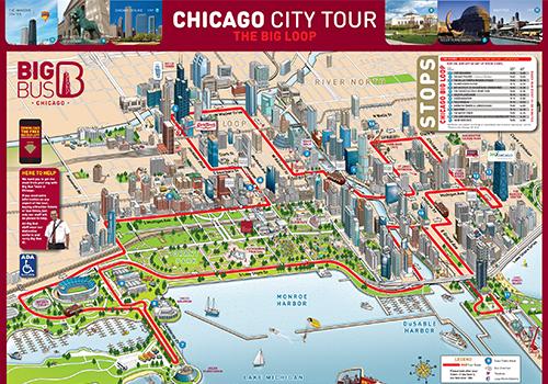 Big Bus Tours Chicago Sightseeing Tours