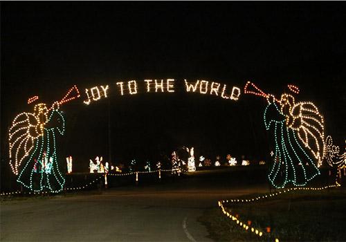 missouri branson holiday lights tour in branson