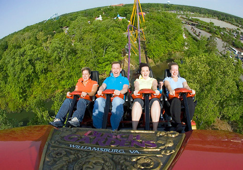 Busch Gardens Williamsburg Tickets S On