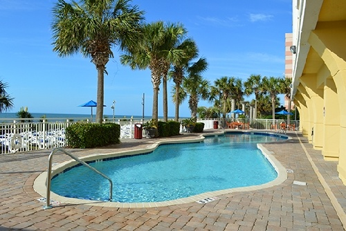 Camelot By The Sea Myrtle Beach How Many Floors