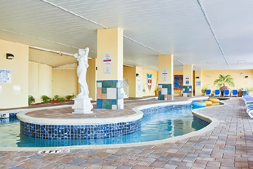 Indoor Lazy River Camelot By The Sea In Myrtle Beach South Carolina