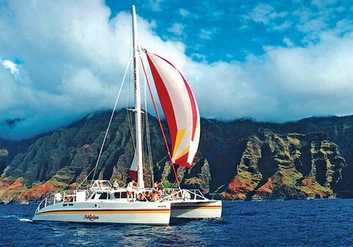 Captain Andy S Na Pali Sunset Dinner Sail Na Pali Coast