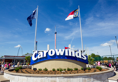 carowinds tickets charlotte nc
