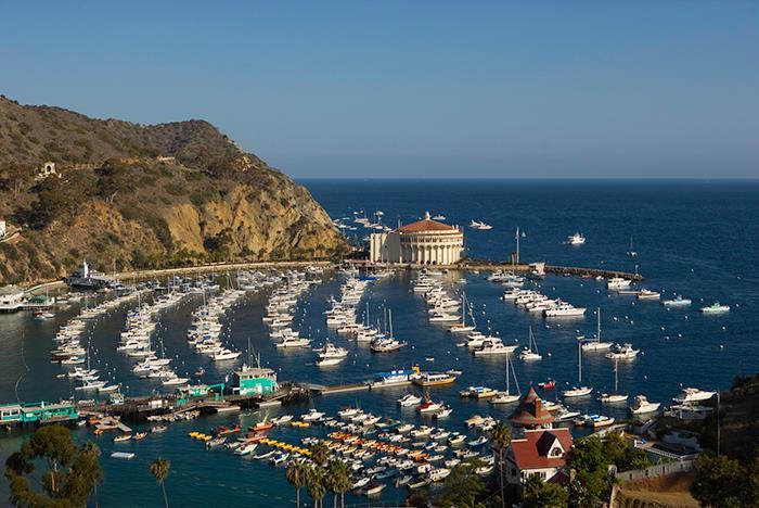 Catalina Island Day In Paradise With Transportation Avalon Ca