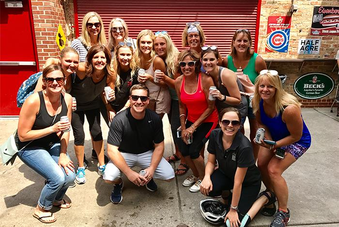 Chicago Comedy And Craft Beer Walking Tour Bobby S Bike Hike