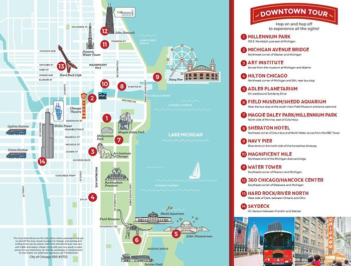 Chicago Trolley & Double Decker Tours - Chicago, IL | Tripster on