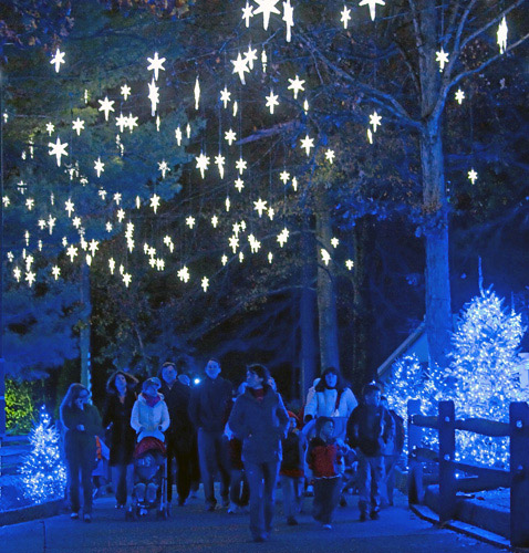 Christmas Town at Busch Gardens - Williamsburg, VA