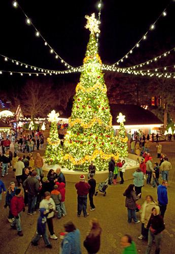 Christmas Town at Busch Gardens Tickets