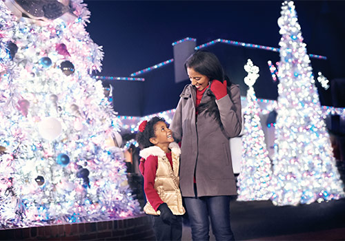 Busch Gardens Williamsburg Christmas Town Map Fasci Garden
