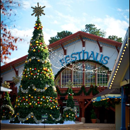 Christmas Town At Busch Gardens Tickets Williamsburg Va