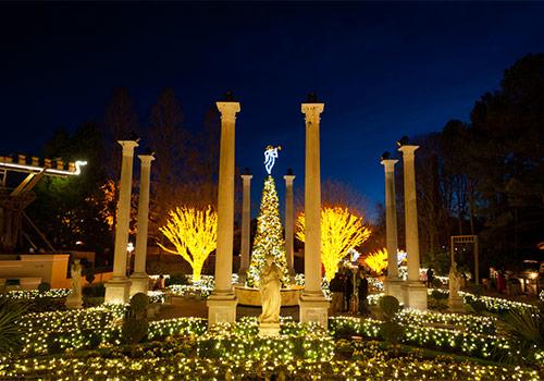 Busch Gardens Christmas Town Tickets.Christmas Town A Busch Gardens Celebration