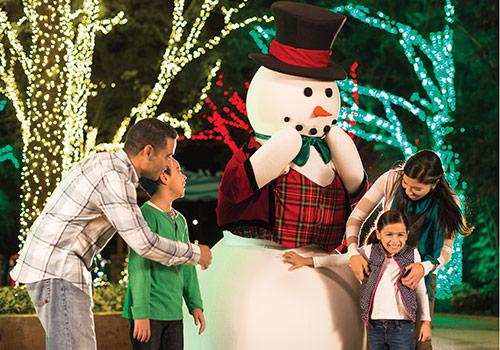 Christmas Town at Busch Gardens Tickets - Williamsburg, VA