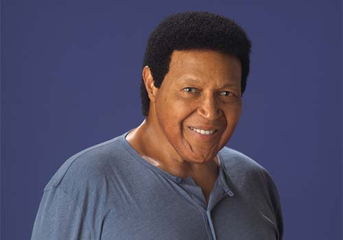 Chubby checker in branson icons theater message