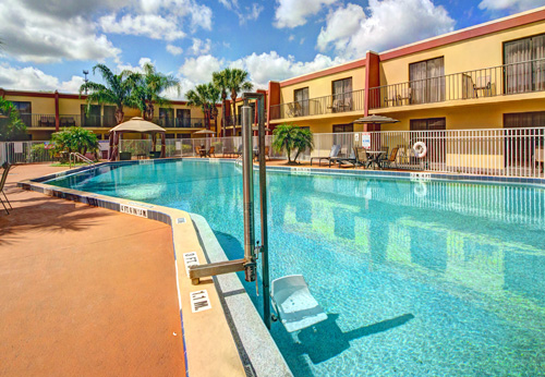 Clarion Inn And Suites International Drive Orlando Fl