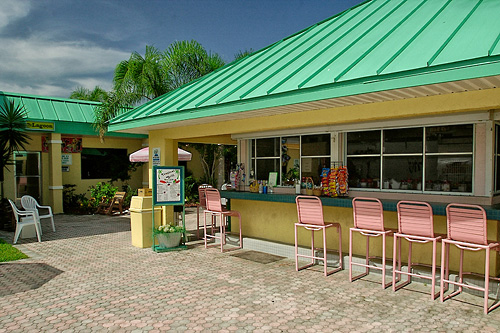 Beach Restaurants Near Kennedy Space Center