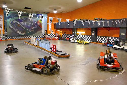 Go Karts Nashville >> Cooter's Place of the Smokies - Gatlinburg, TN