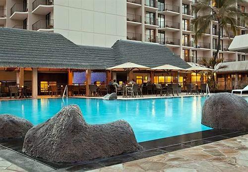 Courtyard By Marriott King Kamehameha S Kona Beach Hotel