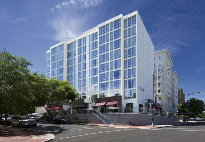 Rooms: Courtyard By Marriott Washington, DC/Dupont Circle