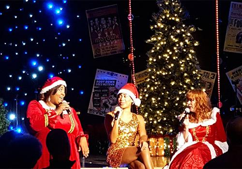 sc crazy country christmas in myrtle beach - Overly Country Christmas