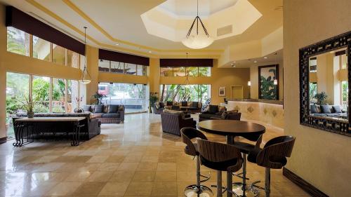 Crowne Plaza Hotel Circle San Diego California