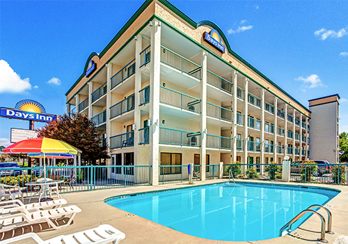 Pet Friendly Hotels Near Knoxville Tn