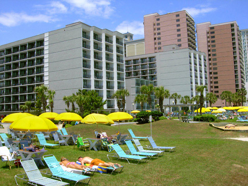 Dayton House Resort Myrtle Beach Sc Myrtle Beach Resorts