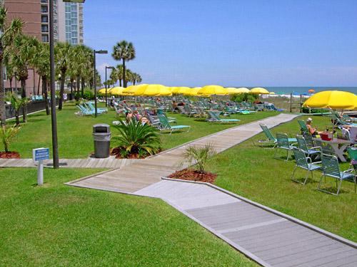Dayton House Beach Resort