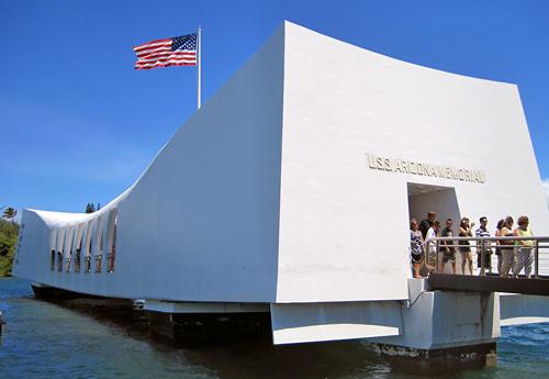 Pearl Harbor Circle Island Combo Tour