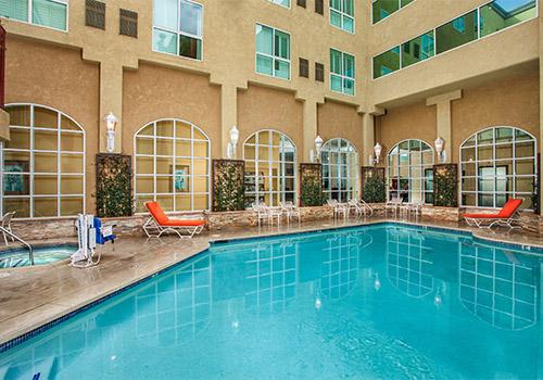 Desert Palms Hotel & Suites - Anaheim, CA | Tripster
