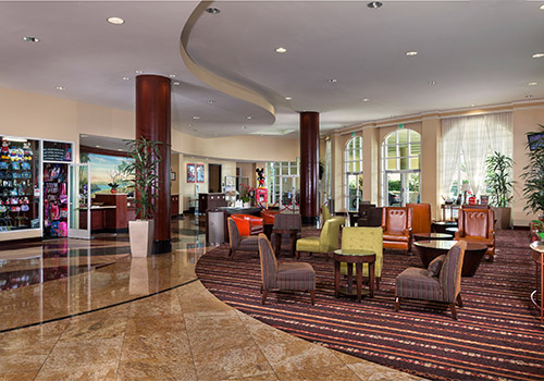 Desert Palms Hotel Amp Suites Anaheim Ca Tripster