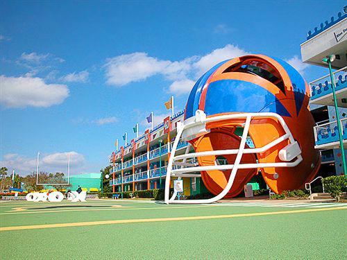 Disney S All Star Sports Resort Walt Disney World Resort