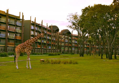 Disney S Animal Kingdom Villas Kidani Village Walt