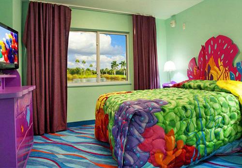Disney World Florida Hotel Rooms