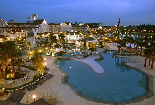 Florida Disney S Beach Club Resort In Lake Buena Vista