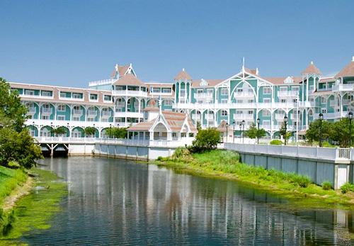 Disney S Beach Club Villas Walt Disney World Resort