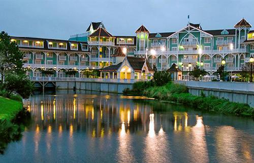 Disney S Beach Club Villas In Lake Buena Vista