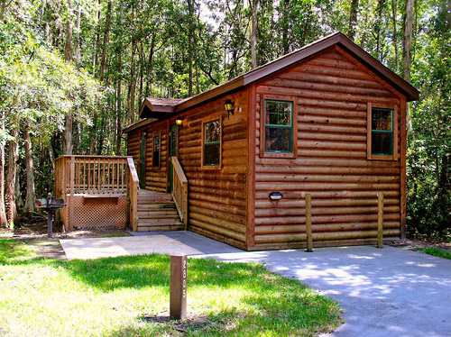 Disney 39 s fort wilderness resort campground walt disney for Fort wilderness cabins reservations