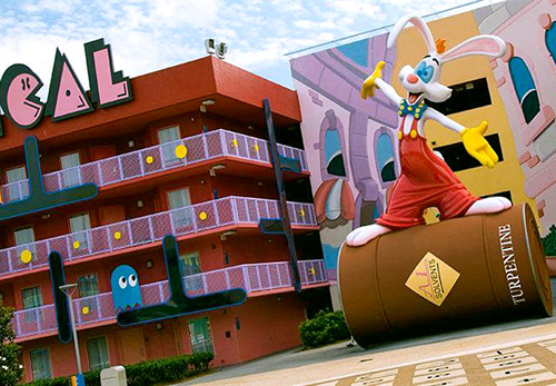 Disney S Pop Century Resort Walt Disney World Resort